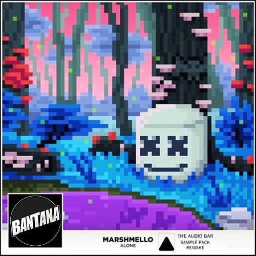 Bantana Audio - Marshmello Alone Samples and Presets