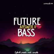 Future Bass Vol.2 - Bantana Audio | Unmüte team is very proud to introduce you their new product Unmüte Future Bass Answer Vol 2 for Sylenth. We worked hard to bring you the best future bass sounds possible. Inspired by amazing artists like Flume, Cashmere Cat, Haywyre and Lido among others. Unmüte Future Bass Answer comes with everything you need to produce the most delicious and innovative Future Bass tracks.