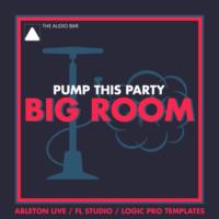 Progressive House Big Room House - Ableton Live Template on Bantana Audio