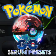 Pokemon GO Serum Presets