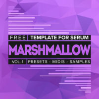 Marshmallow Template For Serum