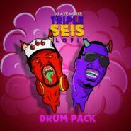 Triple Seis Lofi Drum Kit