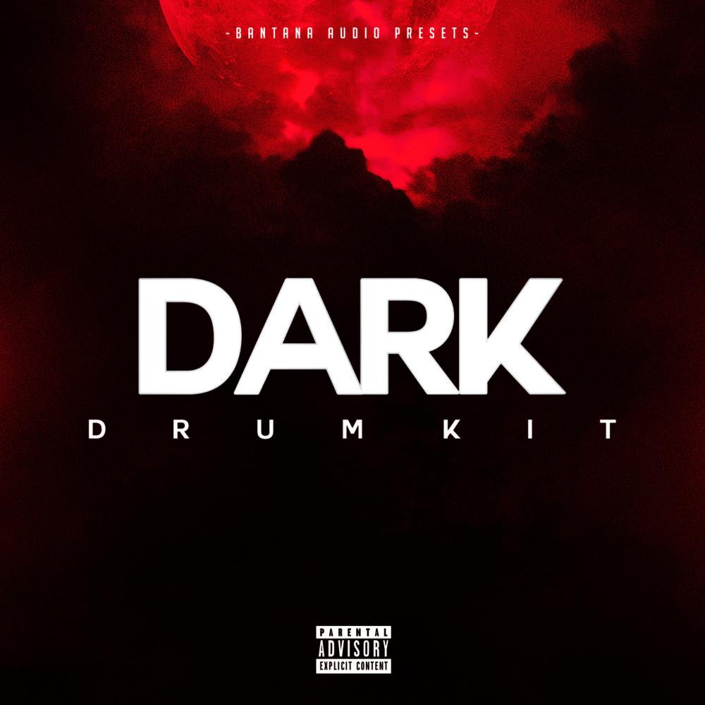Dark Trap Drum Samples | Ambient Drum Samples (200+ WAV Files)