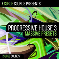 Progressive House 3 by Surge Sounds on Bantana Audio