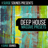 Deep House - Bantana Audio | Surge Sounds Deep House is a high quality sound-bank of deep basses, warm leads, synthetic piano keys, all with analogue inspirations and sonic flavor.