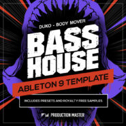 Duko - Body Mover (Ableton Template) on Bantana Audio