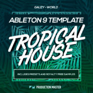 """Gauzy - World (Ableton Template) - Bantana Audio 