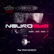 Neurosys (Drum & Bass, Drumstep, Dubstep, Neurohop)