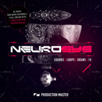 Neurosys (Drum & Bass, Drumstep, Dubstep, Neurohop) by Production Master on Bantana Audio