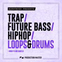 Trap / Future Bass / Hiphop Loops & Drums