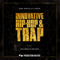 Innovative Hip-Hop & Trap by Production Master on Bantana Audio