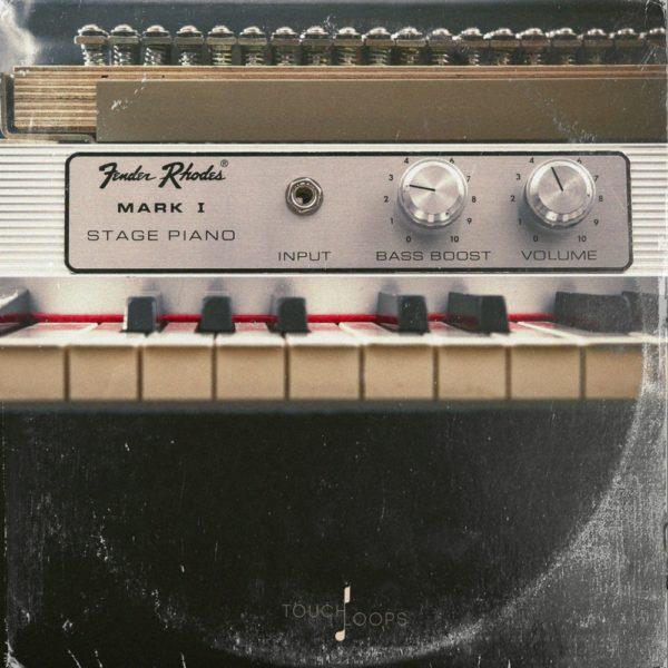 lo-fi piano samples on Bantana Audio