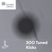 300 Tuned Kicks - Bantana Audio | Catalog Number: LLSL1604