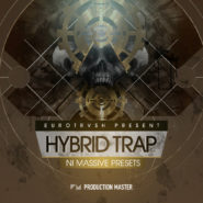 Hybrid Trap – NI Massive presets – by Eurotrvsh