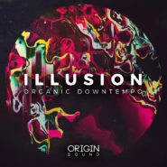 "Illusion - Bantana Audio | Blur the lines between the sounds of electronic and organic textures with ""Illusion"" – A handcrafted pallet of textures, tones, ambience and more taking inspiration from downtempo artists such as Bonobo, Maribou State, Nick Hakim, Jordan Rakei, Sampha. ""Illusion"" contains a meticulous selection of atmospheric melodies, analog synth lines, subtle chord progressions, live bass guitar patterns, foley infused SFX and more. All of which have been processed with a selection of boutique outboard gear and vintage guitar pedals.