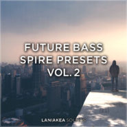 Future Bass Spire Presets Volume 2