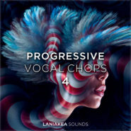 Progressive Vocal Chops 4 on Bantana Audio