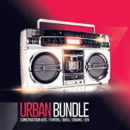 Urban Bundle 2-In-1 - Bantana Audio | 'Urban Bundle 2-In-1' by Audio Masters features a collection of floor-shaking basses, analog leads and stabs, fat kicks, and more. Designed & recorded using the best outboard equipment on the market, this huge bundled pack delivers 10 high quality Construction Kits and sounds to complement your Urban music productions. This product contains ten Extended Construction Kits featuring a huge amount of sounds.