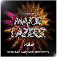MAJOR LAZERZ VOL.3