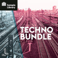 Techno Bundle - Bantana Audio | Welcome to our first Techno bundle which group in one pack three of our best-seller techno collections.
