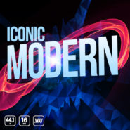 Iconic Modern - Bantana Audio | <span>A collection of 200+ of today's most popular electronic hip hop drum samples. Inside you will find deep and punchy kicks, digital hi hats, and heavy and smooth snares, all neatly organized and labeled.</span>