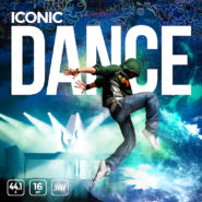 Iconic Dance - Bantana Audio | <span>Iconic Dance features 200+ drum samples in the genres of Electronic, Dance and Dubstep. Instantly access the best deep kicks, thick club claps and snares, heavy and light digital hats, percussion and more. </span>