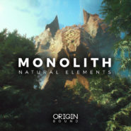 "Monolith - Natural Elements - Bantana Audio | Origin Sound is proud to present the latest instalment to our ever-expanding library, ""Monolith"". ""Monolith"" is a monumental arsenal of precisely carved samples. Rich with organic flavor and ambiance, ""Monolith"" is ideal for those dabbling in the styles of the likes of Bonobo, Tycho, and ASA.