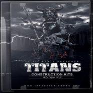 Titans Construction Kits