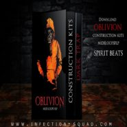 Oblivion - Construction Kits - Bantana Audio | My first construction kits in style of a dark trap. The pack includes the qualitative processed WAV, Midi, sounds which will be useful to you for creation of your music. Listening this you will plunge into the world of darkness and horror .