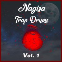 Nagisa Trap Drums Vol. 1