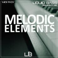 LB Melodic Elements (Midi Pack)