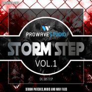 Storm Step Vol.1 - Bantana Audio | Prowavestudio presents our latest creation, storm step vol1, a perfect combination of shocking sounds.