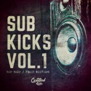 Sub Kicks Vol.1 - Bantana Audio | Welcome to Sub Kicks Vol.1! Inside this kit you'll find yourself with (50) bone-crushing, heart-pounding kick drum samples made especially for Hip Hop and Trap Genres alike. Don't worry, these samples can be used across a wide variety of genres including Future Bass, Future Trap, Lofi HipHop, Rnb and more!!! We used a wide variety of Distortion, Compression, EQ and Saturation to bring out both the intensity and harmonics of the kick drum to add both punch and character in your mix! Take your productions to the next level with Sub Kicks Vol.1! Comes in 24-bit 96 khz Audio Quality / All Royalty Free Wav Samples / Can be used in All DAW's