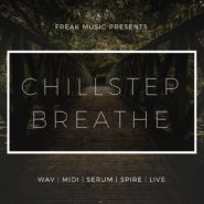 "Chillstep Breathe - Bantana Audio | Freak Music is proud to present a huge collection of chillstep, chillout, chillwave and ambient sounds - ""Chillstep Breathe"". This product will be your number one source for the next chilling production. It's filled with huge drum loops, samples, MIDI construction kits, Serum and Spire presets, vocal kits, background textures and of course.. an Ableton Live 10 template from the demo with all stems, MIDIs and presets included. With this collection you'll be able to create something fresh in your favorite genre.