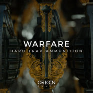 Warfare - Hard Trap Ammunition - Bantana Audio | Origin Sound is proud to present Warfare, an unprecedented selection of atomic basses and militant melodies. This library contains a colossal collection of samples ready to use in your next weighty Trap / Half-Time instrumental.  The basis of any great Trap instrumental is of course, the sub bass. Warfare is equipped with a selection of heavyweight bass lines and huge one-shots ready to be loaded into a sampler, all of which are bursting with unique and varied harmonics which bolsters the sonics effectively.  To escort the foundations of your track are a collection of chord progressions, top melodies and musical one-shots, varying from contorted dissonant synth hooks that define your track, through to haunting pads and airy chord stabs, all of which accompanied by the relevant MIDI files for those who want to add their own sonic imprint on their productions.  Warfare contains an outstanding selection of 60 one shot drum samples which range from thuddy trap kicks, snappy hip hop snares, crystal clear tops and unique percussion elements. Building up from these there are 15 intricate drum loops which can be instantly dragged and dropped to inject any beat with a demanding groove, not to mention the stems provided which allow full creative control over your beats.  Last but not least, the unique SFX included in this collection will painlessly help with brushing over your mix downs and easily adding clarity in your productions. From immense impacts, to noisy risers, the SFX will add that final touch of professionalism whilst finalising your creations.  Warfare is an essential pack for any Trap producers artillery, armed to the teeth with no holds barred high-fidelity audio that cause a full sonic assault on your senses.  Pack Contents:  60 Huge drum hits 15 Rolling drum loops (with stem bounce) 10 Bonus percussion loops 10 Atomic bass loops (+MIDI) 10 Hazardous chord loops (+MIDI) 26 Evil melody loops (+MIDI) 25 Essential 