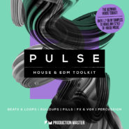 Pulse – House & EDM Toolkit