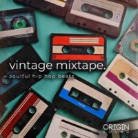Vintage Mixtape – Soulful Hip-Hop Beats
