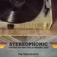Stereophonic – Hip Hop Soul & Organic Jazz Sessions