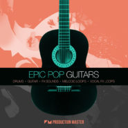 Epic Pop Guitars