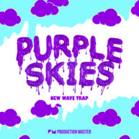 Purple Skies – New Wave Trap