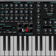 Little V-4 - Bantana Audio | VST Instrument with unison, sync FM and RM, 3 oscillators with 32 waveforms with pwm and morph, it got 2 lfos with phase and 20 shapes, also 1 filter envelope and one pitch envelope, and one amp env and 1 filter and 1 vowel filter included, it got pitch bend and mod wheel and aftertouch, porta with slide mode, Up to 8 voices polyphony, one main octave, bend range, velocity amount, very handy for fast sounds, 64 Presets also an sequencer.