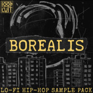 Borealis - Bantana Audio | BOREALIS Sample Pack by Loop Cult is here to expand your producer's palette in making Lo-Fi Hip Hop Beats.